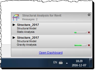 phân tích kết cấu trong Revit