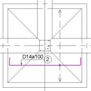 Family 2D trong Revit Structure