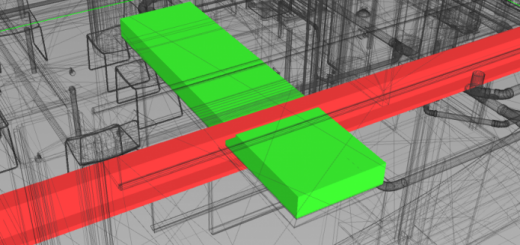 clash detection in BIM