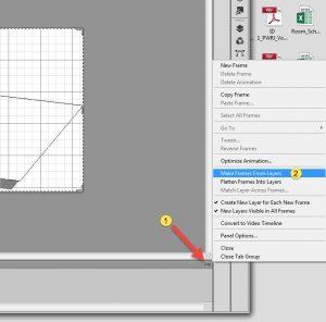 tạo mô phỏng ảnh GIFs trong Revit