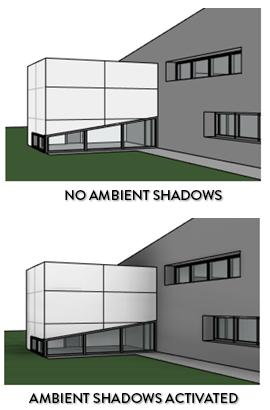 cách tạo View 3D đẹp mắt trong Revit