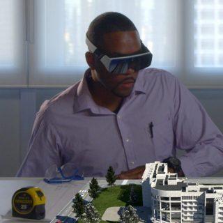 BIM và công nghệ thực tế tăng cường AR